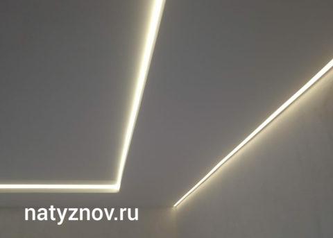 Заказать натяжные потолки в Пушкино